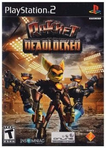 Ratchet Deadlock (PS2) (Used)