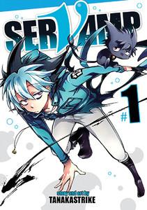 Servamp Graphic Novel 01