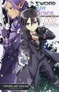 Sword Art Online: Progressive Novel 02