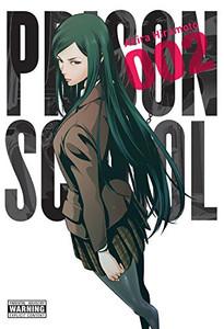 Prison School Graphic Novel 02