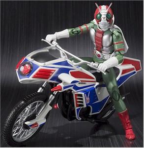 Kamen Rider V3 S.H. Figuarts -  Hurricane