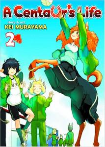 A Centaur's Life Graphic Novel 02