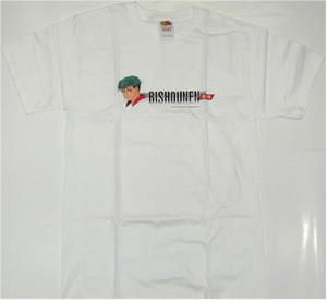 Anime Bishounen T-Shirt (White)