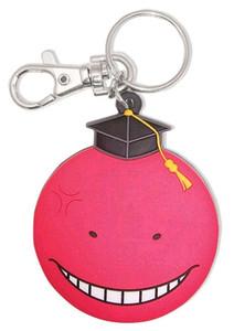 Assassination Classroom PVC Keychain - Koro Sensei Angry
