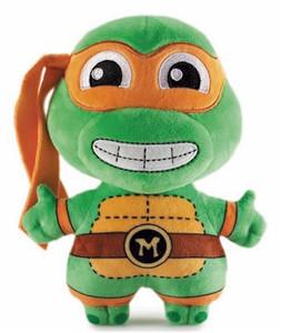 Teenage Mutant Ninja Turtle Plush Doll: Michaelangelo