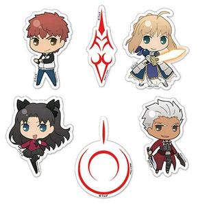 Fate/Stay Night Sticker Set