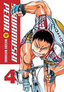 Yowamushi Pedal Graphic Novel 04