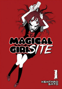 Magical Girl Site Graphic Novel 01