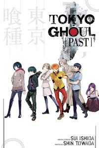 Tokyo Ghoul Novel: Past