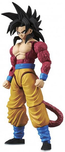 Dragon Ball GT Model Kit: Super Saiyan 4 Son Goku