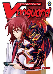 Cardfight!! Vanguard Graphic Novel Vol. 08