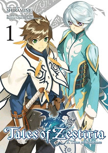 Tales Of Zestiria Graphic Novel 01