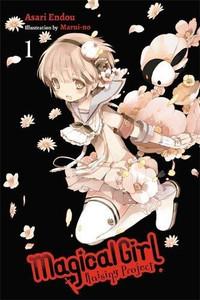 Magical Girl Raising Project Novel 01