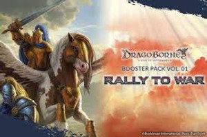Dragoborne: Rally to War Booster Pack