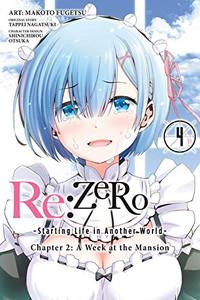 Re:ZERO -Starting Life in Another World 2 - Manga 04