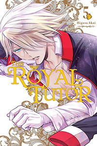 The Royal Tutor Graphic Novel 05