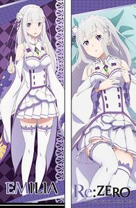 Re:Zero Body Pillow - Emilia