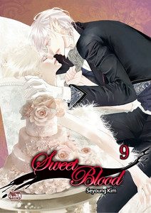 Sweet Blood Graphic Novel 09