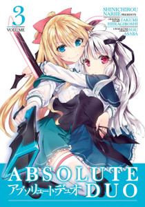 Absolute Duo Graphic Novel Vol. 03