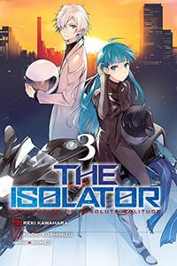 The Isolator Graphic Novel 03