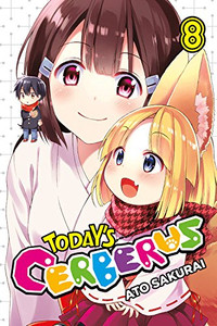 Today's Cerberus Graphic Novel 08