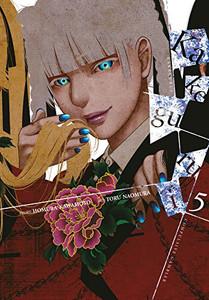 Kakegurui - Compulsive Gambler - Graphic Novel Vol. 5