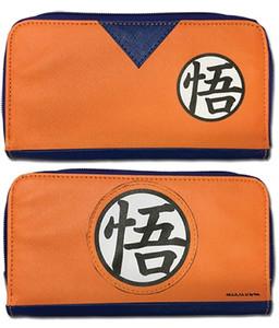Dragon Ball Z Wallet - Goku Costume (Zip Around)