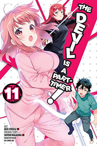 Devil Is A Part-Timer Graphic Novel 11