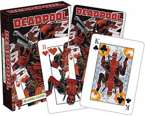 Marvel - Deadpool Mirror Playing Card