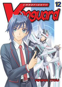 Cardfight!! Vanguard Graphic Novel Vol. 12