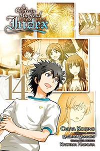 A Certain Magical Index Graphic Novel 14