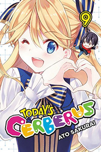 Today's Cerberus Graphic Novel 09