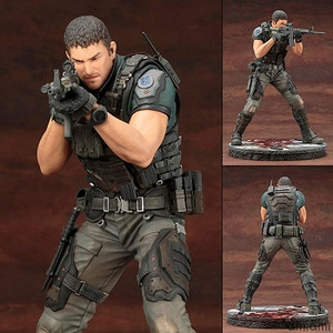 Resident Evil / Biohazard Vendetta ARTFX - Chris Redfield