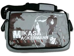 Attack on Titan Messenger Bag - Mikasa
