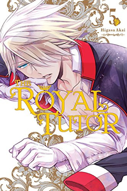 The Royal Tutor Graphic Novel 05