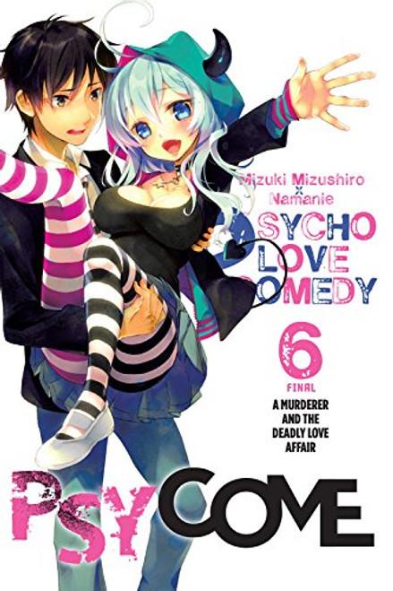 Psycome Novel 06