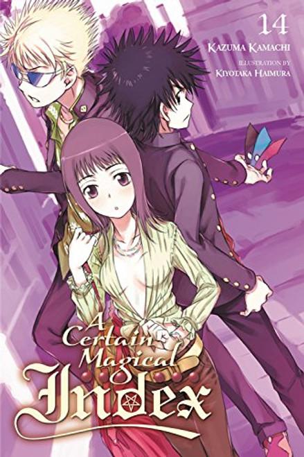 A Certain Magical Index Novel 14