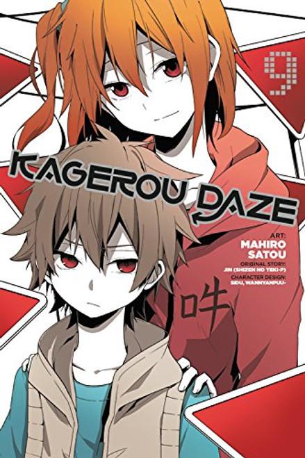 Kagerou Daze Graphic Novel 09