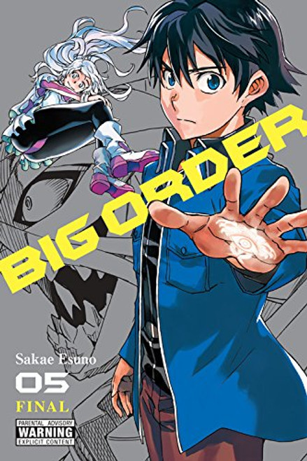 Big Order Graphic Novel 05