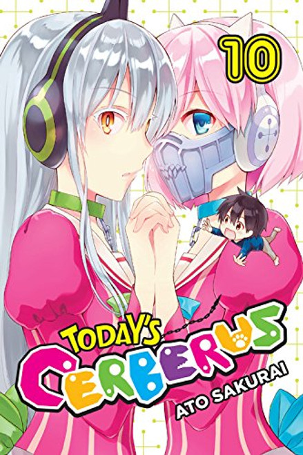Today's Cerberus Graphic Novel 10