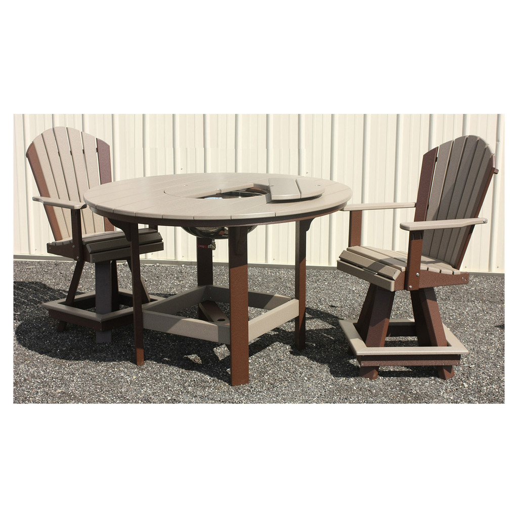 "54"" Round Outdoor Table"