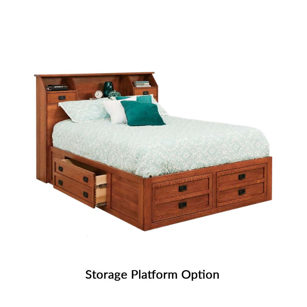 Adrianna Bed Step