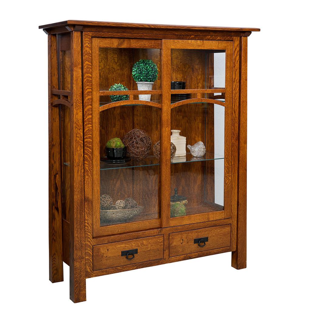 Artesa Curio Cabinet