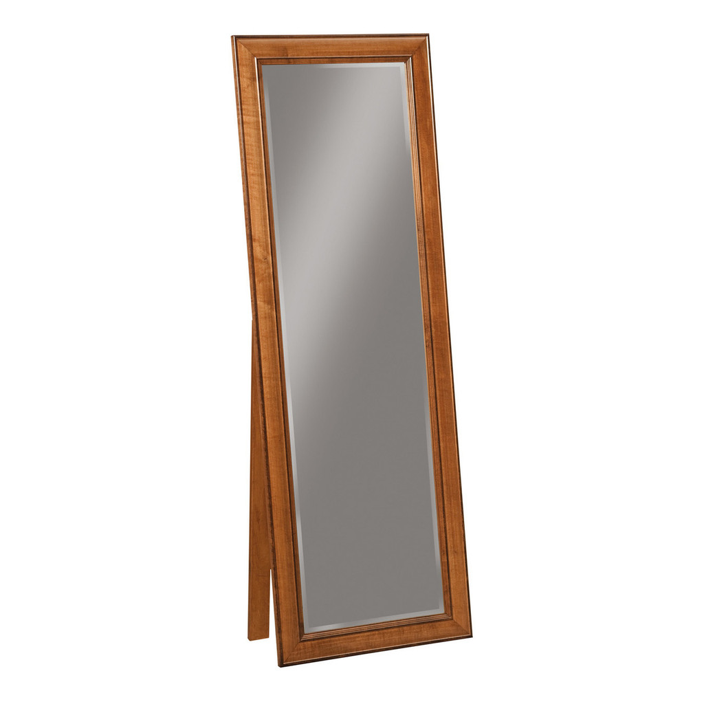 Plantation Floor Mirror
