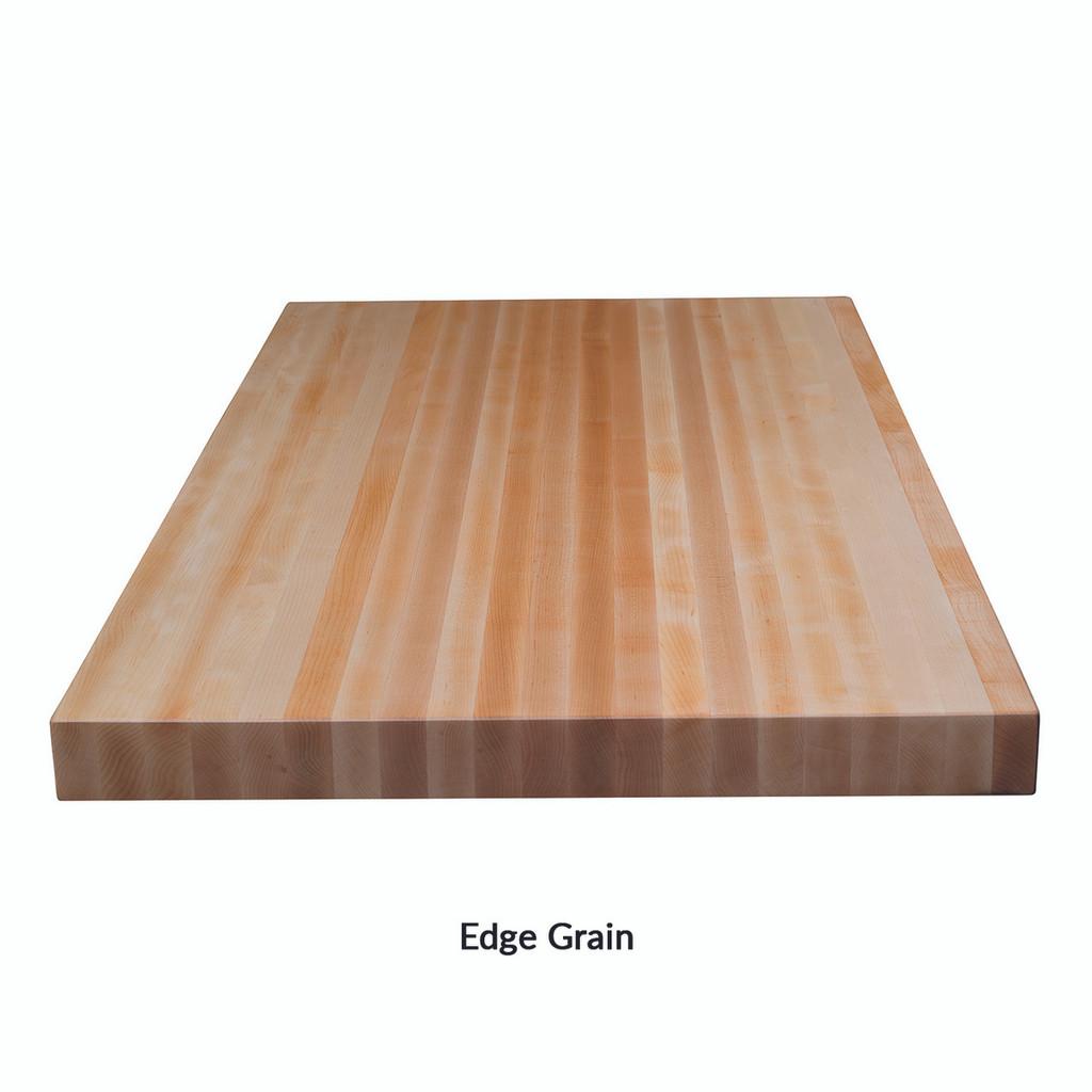 Edge Grain Chopping Block Island
