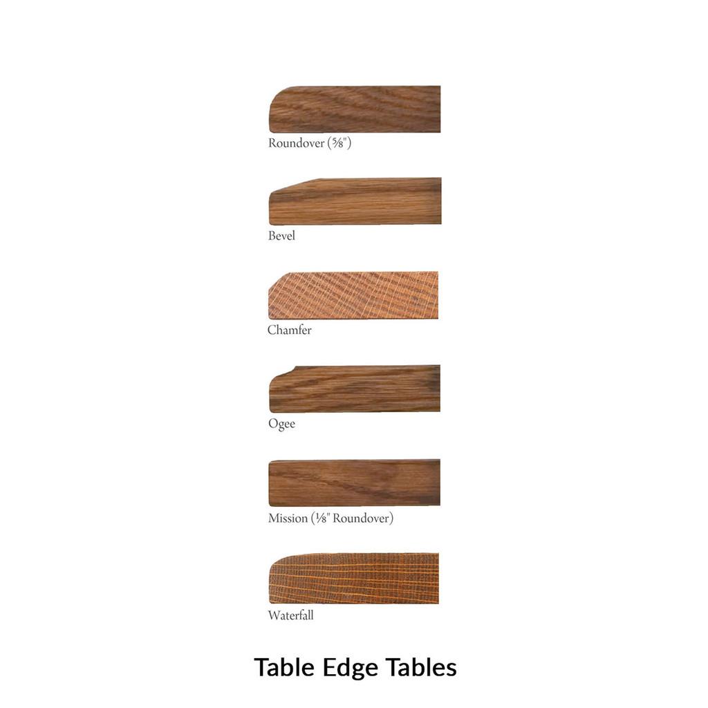 Burlington Single Pedestal Table
