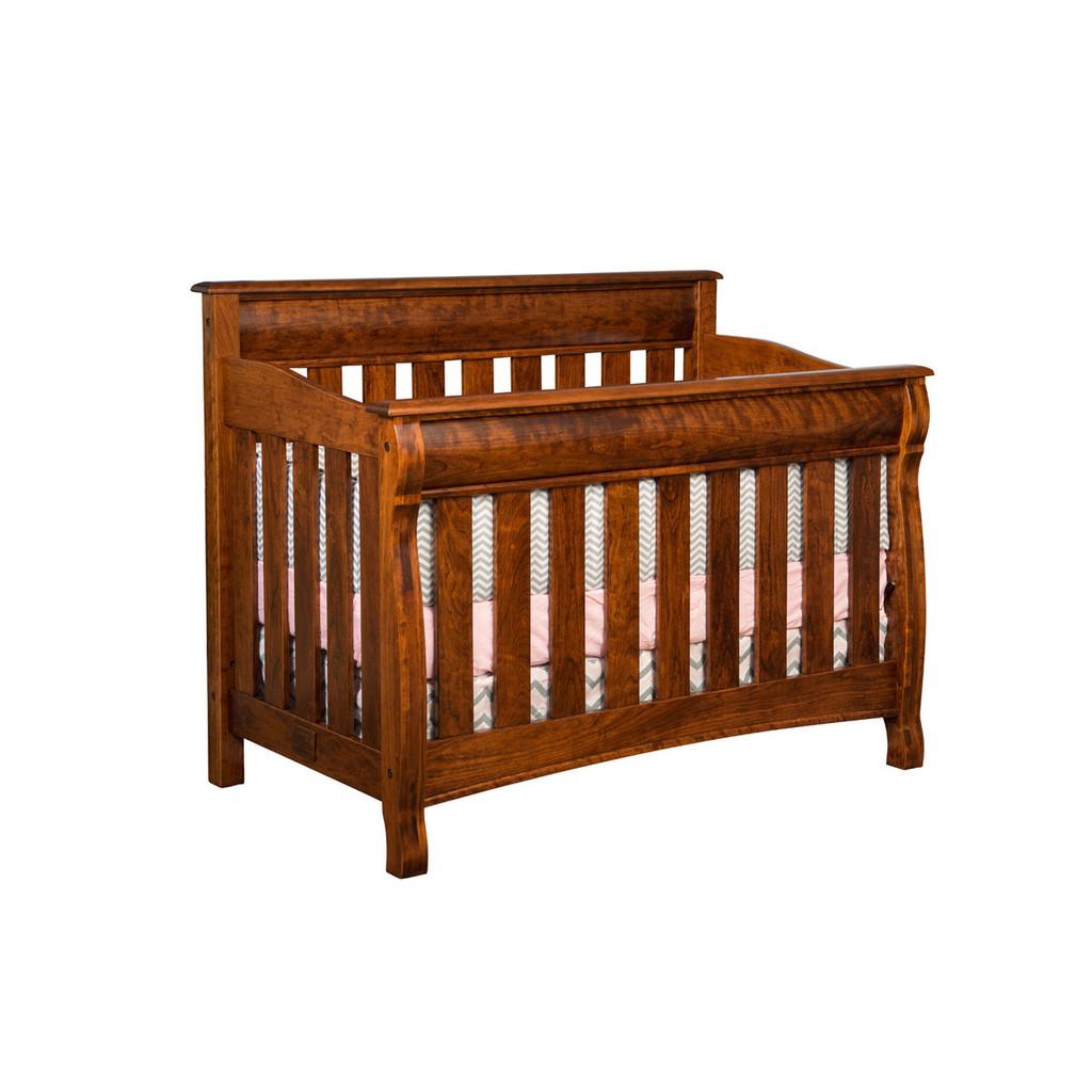 Castlebury 3-in-1 Convertible Crib