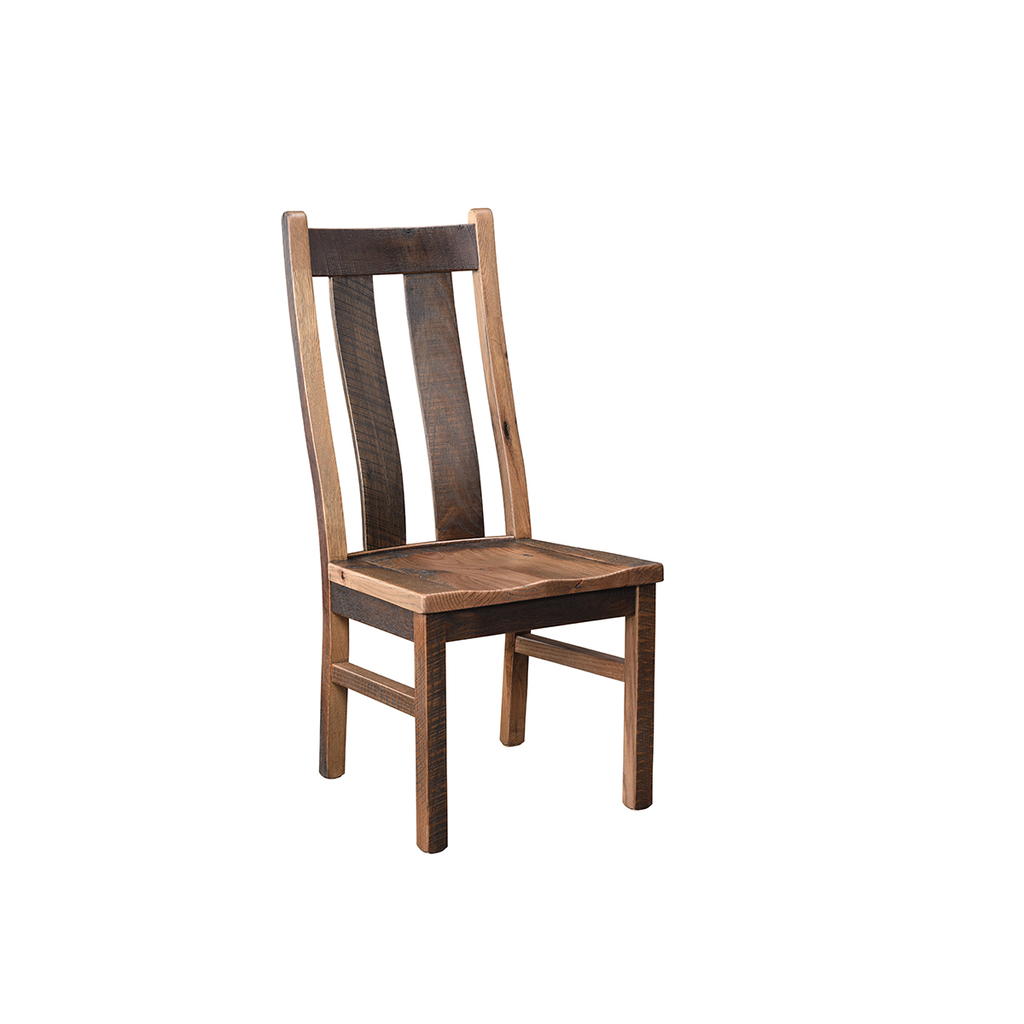 Bristol Swivel Bar Chair (Barn Wood)