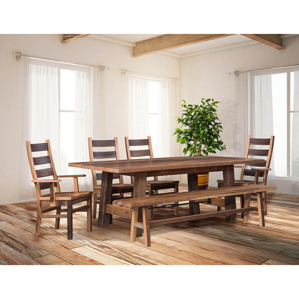 Cleveland Table (Barn Wood)