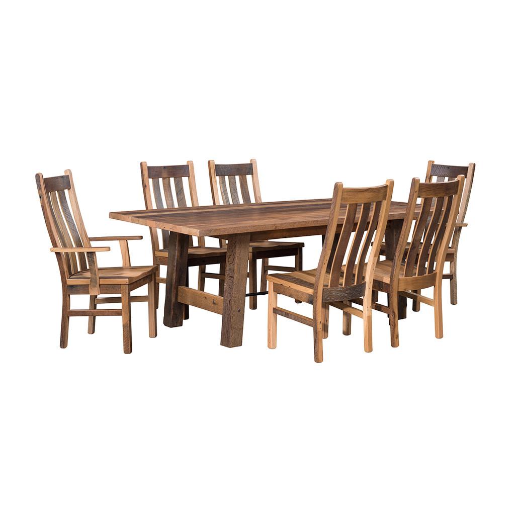 Cleveland Pub Table (Barn Wood)